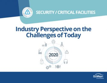Security / Critical Facilities COVID-19 Industry Report